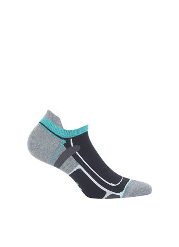 No-Show Active Socks with Silver Ions - SPORTIVE AG+