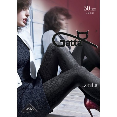 LORETTA 50 w.107 – Women's tights Microfiber 50 DENIER