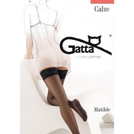 Matilde w.00 - lycra stockings