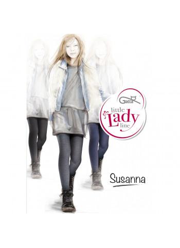 Susanna – girls' mélange tights