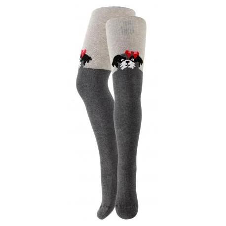 TEEN w.639 – girls' tights