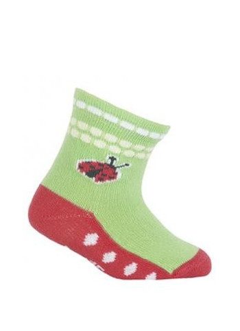 BABIES w.984 – patterned cotton socks 0-2 years