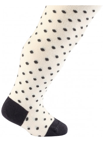 BABIES w.739 – children's patterned cotton tights 0-2 years
