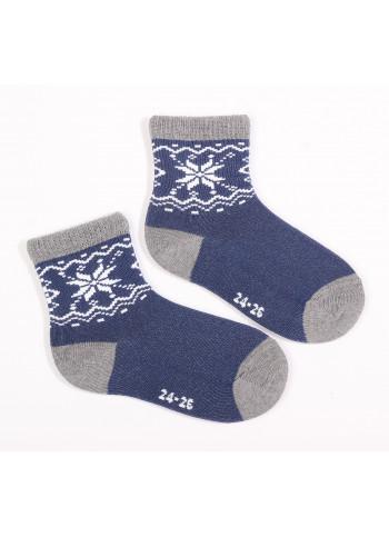 KIDS w.762 – children's patterned cotton socks 2-6 years