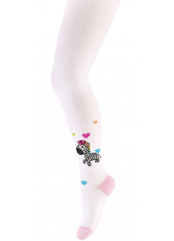 KIDS w.740 – children's patterned tights 2-6 years