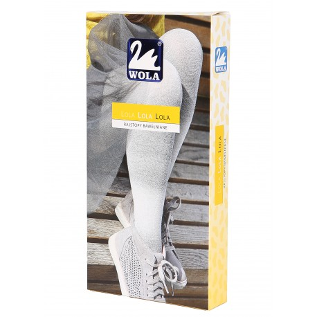 LOLA w.001 – children's blended tights 2-6 years