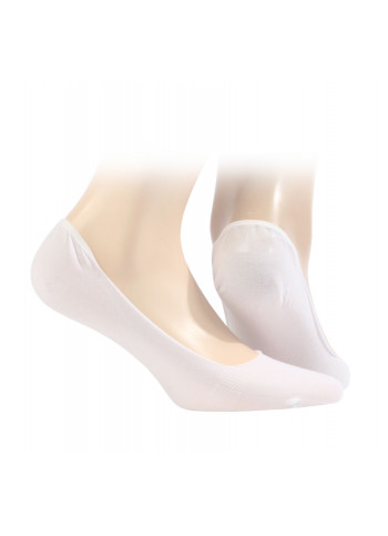 Cotton-Blend Liner Socks with Silicone Gripper - style 998