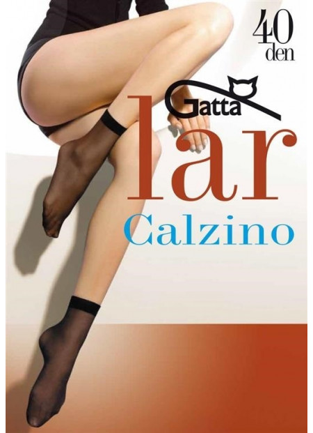 Semi Sheer Ankle Socks - 2 pack - LAR Calzino 40 den