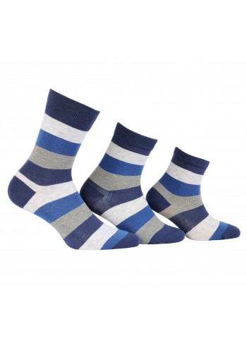 DADDY & ME, style 998 – boys' cotton socks