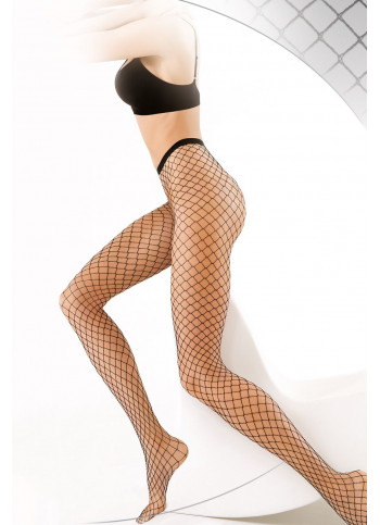 Fishnet Tights - Whale Net Design - BRIGITTE 05