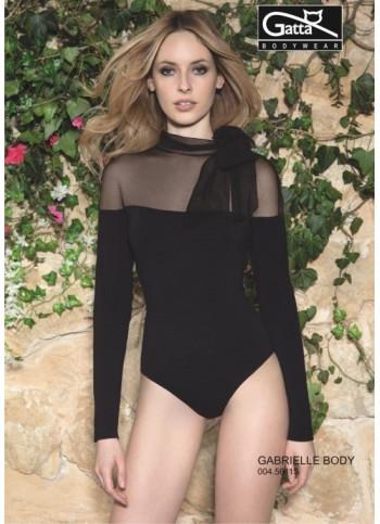Long Sleeve Bodysuit - GABRIELLE
