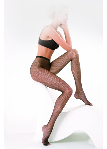 Fishnet Tights - Classic Design - BRIGITTE 00