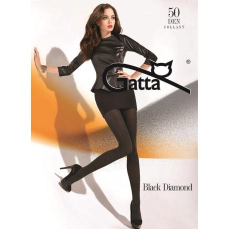 BLACK DIAMOND - Rajstopy damskie 50 DEN