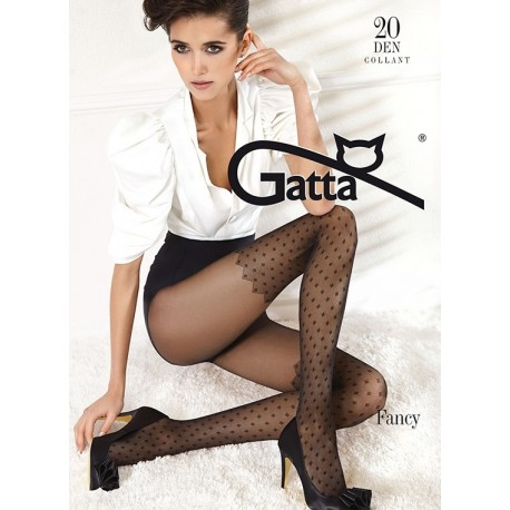 FANCY w.05 – Women's patterned tights 20 DENIER