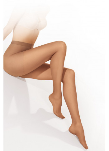 Sheer Classic Tights with Comfort Top - 20 den - COMFORT STYLE
