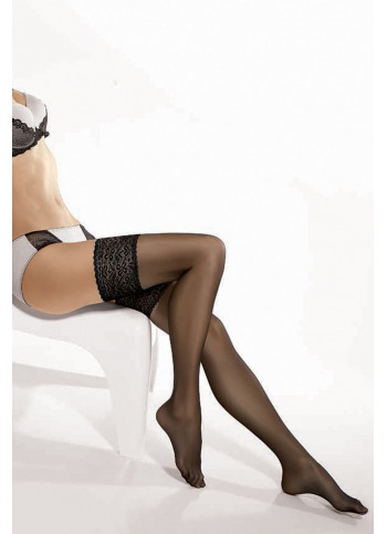 Sheer Thigh High Stockings - Michelle 00