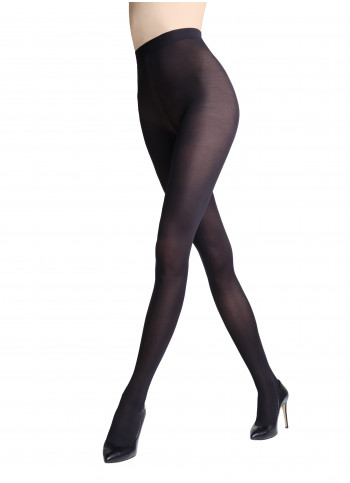 Semi opaque microfiber tights 40 den - ROSALIA 40