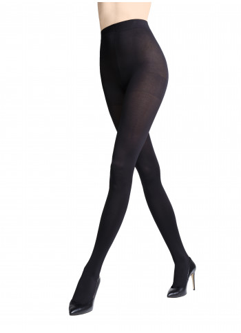 Super Opaque Microfiber Tights - 100 den - ROSALIA 100