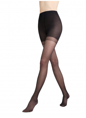 Sheer Graduated Support Tights - 3-6mmHg - Control Top - 20 den - RELAXMEDICA 20