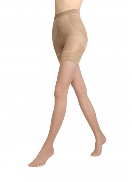 Ultra Sheer Shaping Tights - 10 den - BODY TOTAL SLIM FUSION