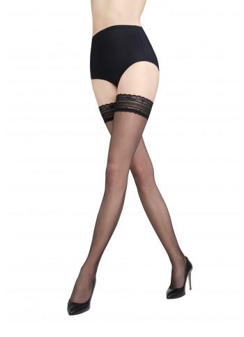 Ultra Sheer Thigh High Stockings - 8 denier - MICHELLE 04