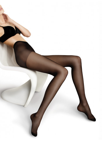 Semi Sheer Classic Tights - 40 denier - LAURA 40