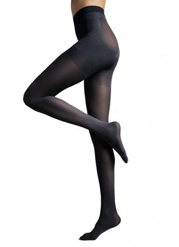Semi Sheer Shaping Tights - Booty Lifting - 40 denier - BODY LIFT-UP 40
