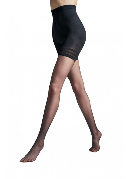 Ultra Sheer Shaping Tights - 10 den - BODY TOTAL SLIM FUSION