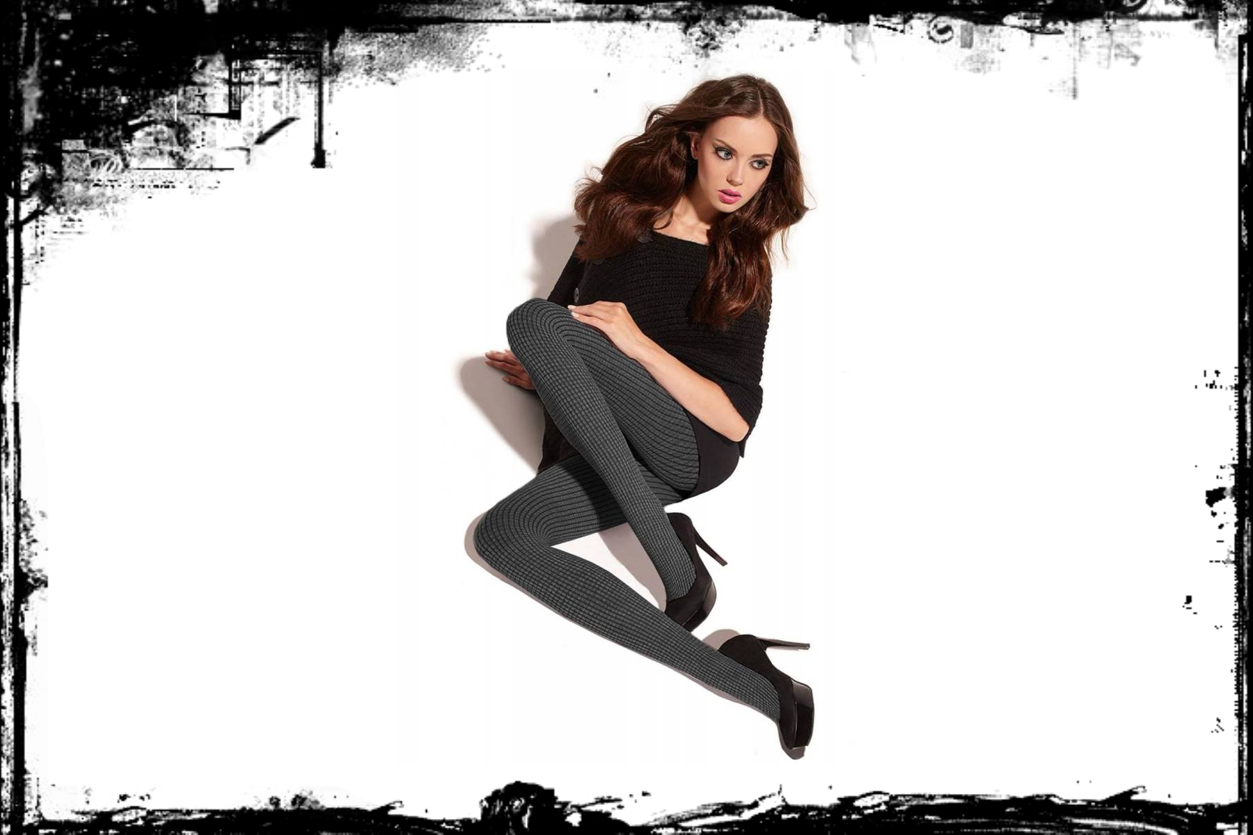UP&GO tights – the perfect choice for chilly winter days.